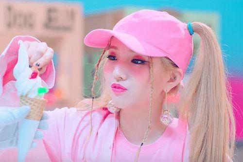 Jeon So-yeon Cantik
