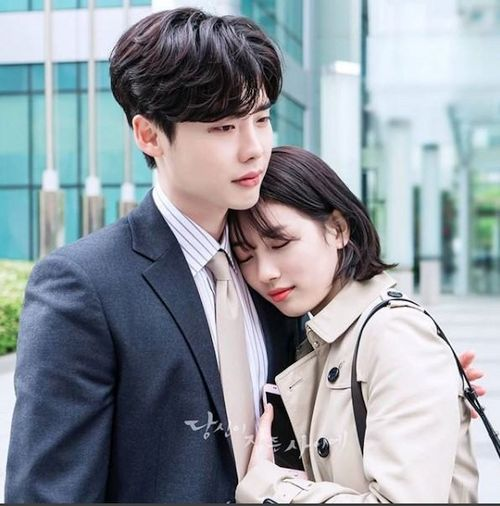 Foto Suzy dalam While You Were Sleeping