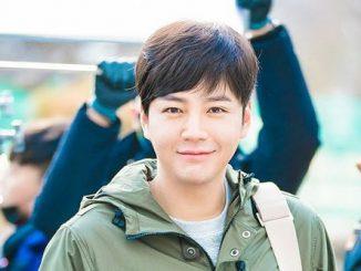 Foto Terbaru Jang Geun-suk Tahun 2018