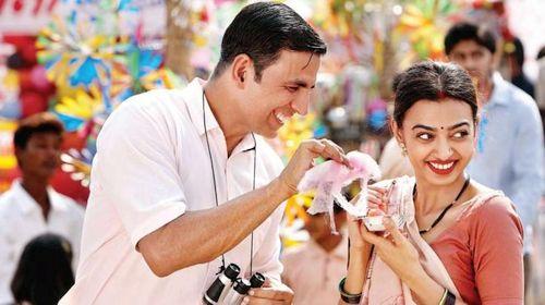 Pad Man (Akshay Kumar)