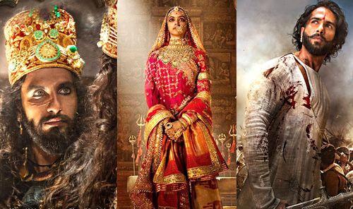Padmaavat (Ranveer Singh, Shahid Kapoor)