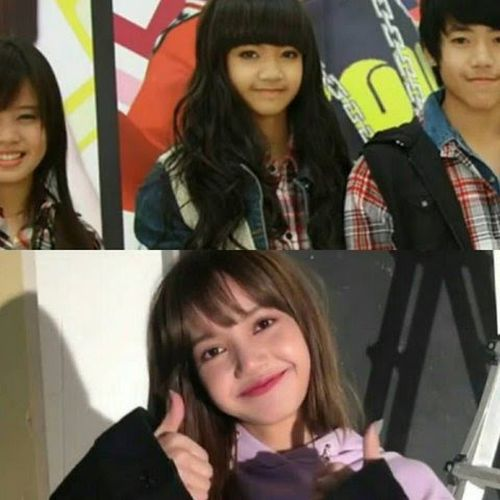 Foto Lisa BLACKPINK Pra-debut3