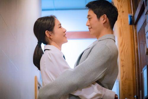 Foto Son Ye-jin dan Jung Hae-in Pacaran 6