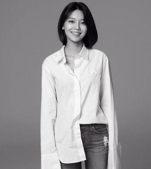 Foto Terbaru Sooyoung
