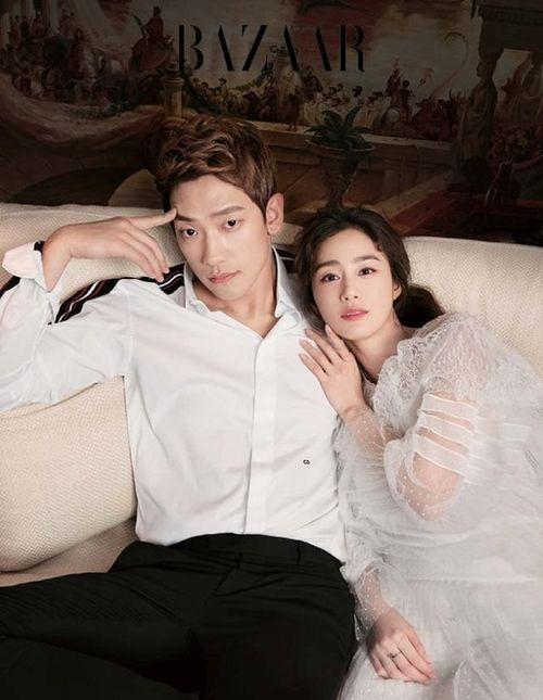 Rain Kim Taehee Menikah