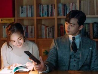 Park Min-Young dan Park Seo-Joon
