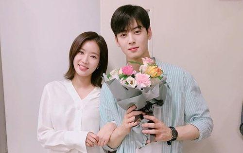 Foto Im Soo-hyang dan Cha Eun-woo 10