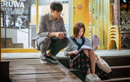 Foto Im Soo-hyang dan Cha Eun-woo 12