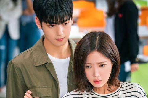 Foto Im Soo-hyang dan Cha Eun-woo 4
