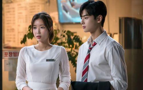 Foto Im Soo-hyang dan Cha Eun-woo 5