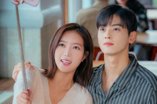 Foto Im Soo-hyang dan Cha Eun-woo 7