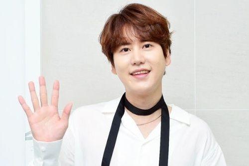 Foto Terbaru Kyuhyun Super Junior