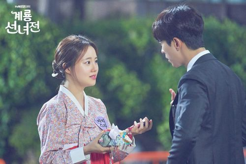 Drama Romantis TVN Mama Fairy and the Woodcutter