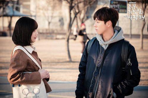 Drama Romantis TVN The Liar and His Lover