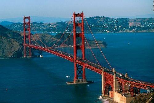 Foto Golden Gate Bridge