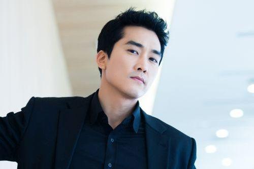 Foto Keren Song Seung-heon