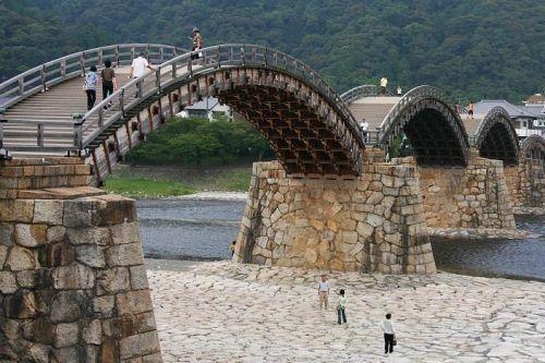 Foto Kintai Bridge