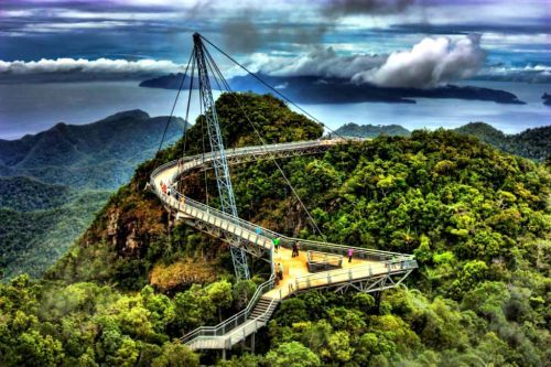 Foto Langkawi Sky Bridge