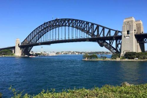 Foto Sydney Harbour Bridge
