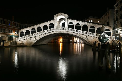 Foto The Rialto Bridge