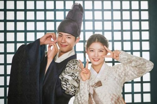 Kim Yoo Jung dalam Love in the Moonlight