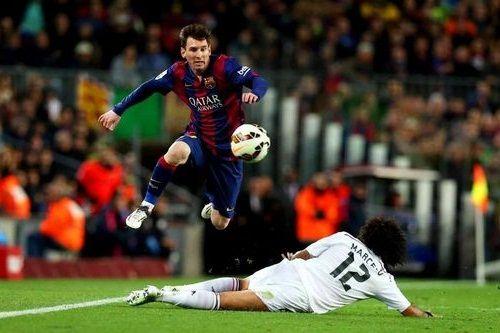 Gambar Skill Messi
