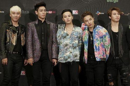 Profil dan Foto BIGBANG
