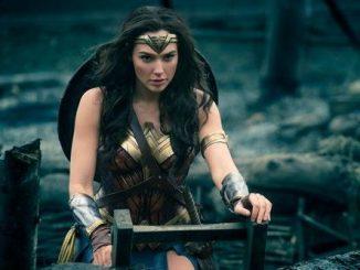 Foto Gal Gadot Wonder Woman