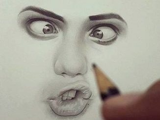 Cara Membuat Sketsa Wajah Sosmedmu