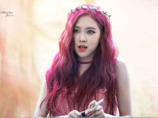 Foto Cantik Rose BLACKPINK