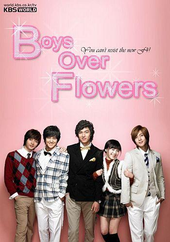 Drama Korea wajib tonton Boys Before Flowers
