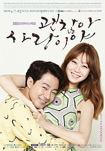 Drama Korea wajib tonton It's Okay, That's Love