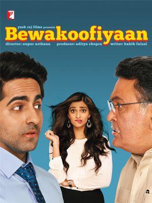 Film Sonam Kapoor Bewakoofiyaan