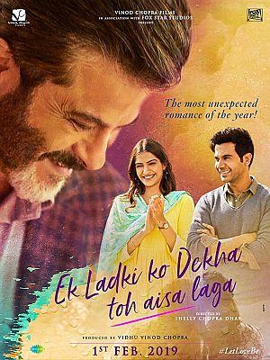 Film Sonam Kapoor Ek Ladki Ko Dekha Toh Aisa Laga