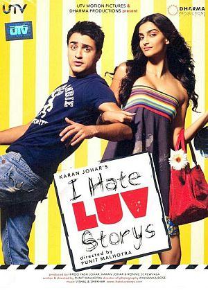 Film Sonam Kapoor I Hate Luv Storys