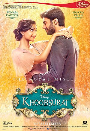 Film Sonam Kapoor Khoobsurat