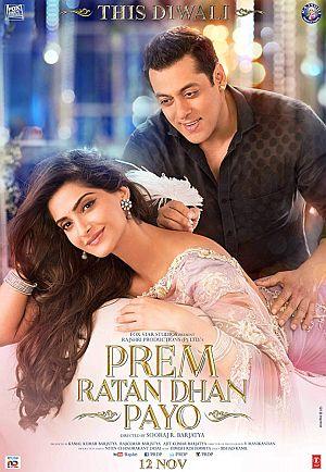 Film Sonam Kapoor Prem Ratan Dhan Payo