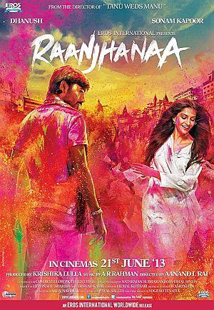 Film Sonam Kapoor Raanjhanaa