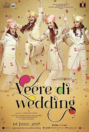 Film Sonam Kapoor Veere Di Wedding