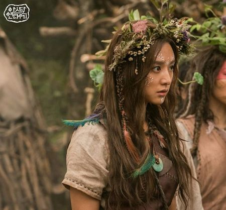 Foto Kim Ji Won Arthdal Chronicles 1