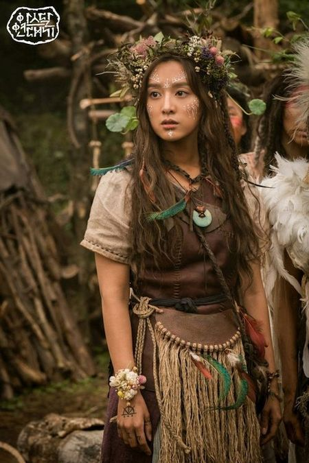 Foto Kim Ji Won Arthdal Chronicles 2