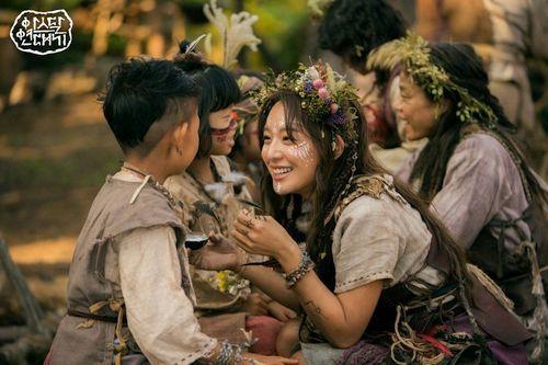 Foto Kim Ji Won Arthdal Chronicles 3