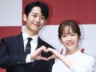 Jung Hae In dan Han Ji Min